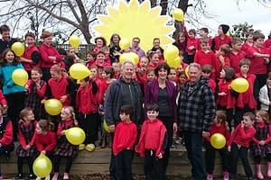 Newham Primary School goes solar